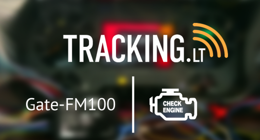 Tracking lt engine check cover